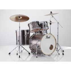 Pearl EXX725/C Export Smokey Chrome - Batteria completa