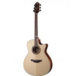 Crafter Guitars HGE-700/N chitarra acustica elettrificata solid top