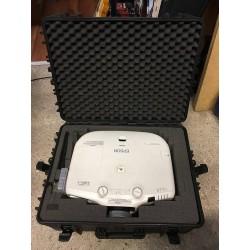 Epson EB 4650 videoproiettore XGA 5.200 lumen con valigia Panaro