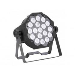 SAGITTER Slimpar 18 PROIETTORE PAR 18x3W LED RGB