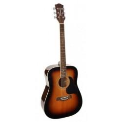 Richwood RD-12-BUS chitarra acustica blu sfumato
