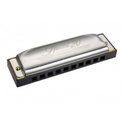 HOHNER SPECIAL 20 C - Armonica in DO