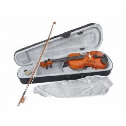 VIOLINO 4/4 MASSETTO CON CUSTODIA