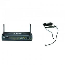 JTS UR-816DV + UT-16HW Radiomicrofono headset 722 MHz-746 MHz