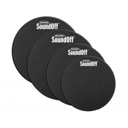 EVANS SO 0244 SoundOff FUSION KIT SORDINE PER BATTERIA