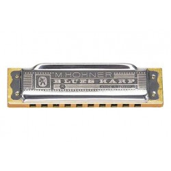 HOHNER BLUES HARP D - ARMONICA IN RE