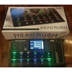 Headrush Pedalboard - Guitar Amp e FX Modelling Processor