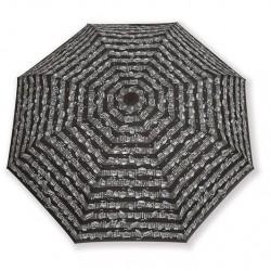 VWT0335 Mini Umbrella - Sheet Music, Black