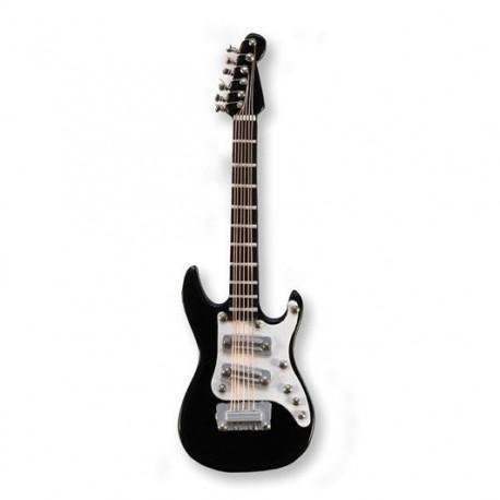 VWT0697 Electric Guitar Magnet - Black