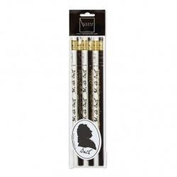 VWZ0723 Pencil set Bach (6 pcs)