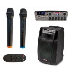 AudioDesign M2 12 W/L cassa a batteria 150 watt