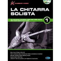 La Chitarra Solista - Volume 1 (Nuova Edizione)