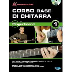 Corso Base Di Chitarra - Fingerboard Vol. 1 - DVD Edition