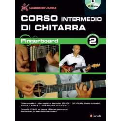Corso Intermedio Di Chitarra Vol.2