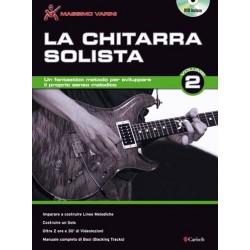 Chitarra Solista Volume 2 + Dvd