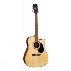 Cort AD880CE Natural Satin chitarra acustica elettrificata
