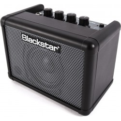 BLACKSTAR FLY3 BASS BLACK - MINI AMPLIFICATORE A BATTERIE PER BASSO 3W