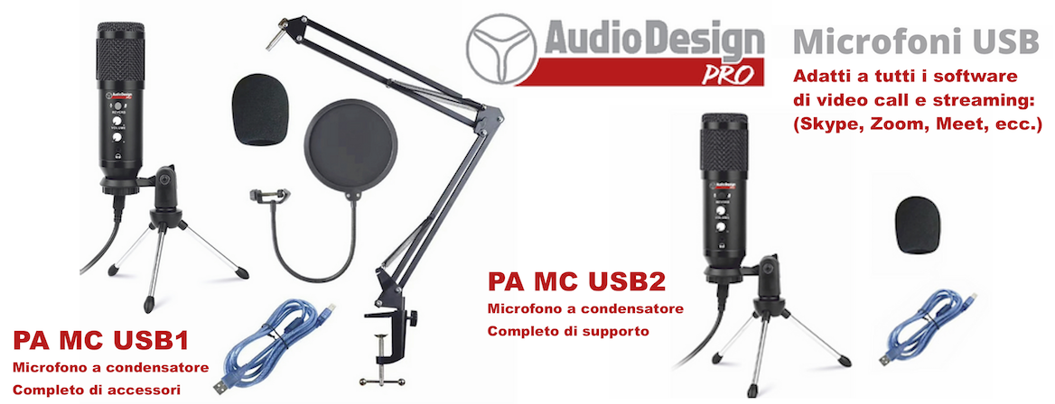 Audiodesign Pa MC USB